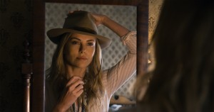 "CHARLIZE THERON as Anna in ""A Million Ways to Die in the West."" ©Universal Studios."