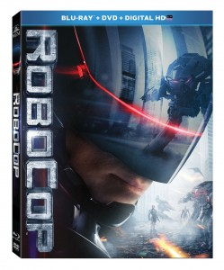 """Robocop"" (Blu-ray / DVD Art). ©20th Century Fox."