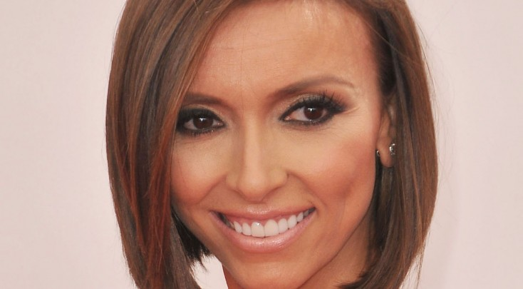 'Miss USA' Co-host Giuliana Rancic Talk On Sunday's Pageant – 2 Photos