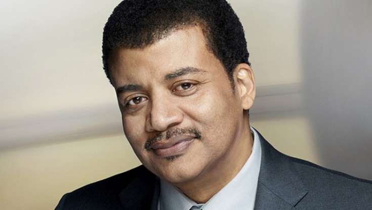 Neil deGrasse Tyson Talks on Post-'Cosmos' – 2 Photos