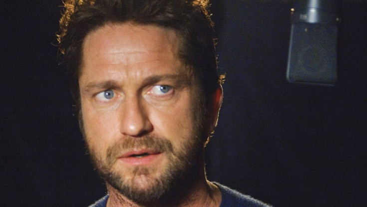 Gerard Butler Reprises Stoick Role in 'Dragon 2' – 3 Photos