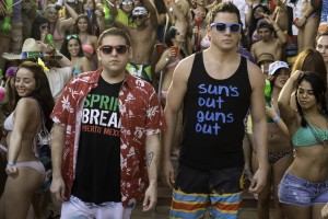 "(l-r) Jonah Hill and Channing Tatum in Columbia Pictures' ""22 Jump Street."" ©Columbia Pictures. CR: Glen Wilson."