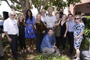 Steve Gilula, Haylie Duff, Shondrella Avery, Carmen Brady, Diedrich Bader, Jon Heder, Sandy Martin, Jared Hess, Tima Majorino, Efren Ramirez and Nancy Utley celebrating the 10th anniversary of 'Napoleon Dynamite' on June 9, 2014.