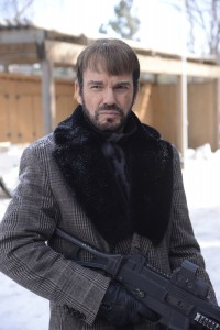 Billy Bob Thornton as Lorne Malvo in FARGO. ©FX CR: Chris Large