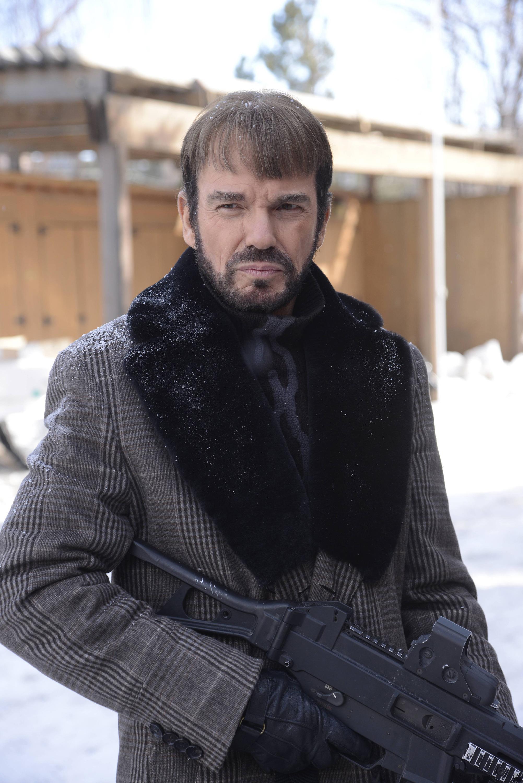 Billy Bob Thornton Weighs In on 'Fargo' Role - 3 Photos ...