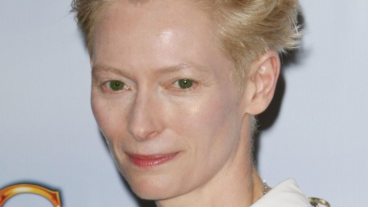 Tilda Swinton is Ice Cold Enforcer in 'Snowpiercer' – 3 Photos