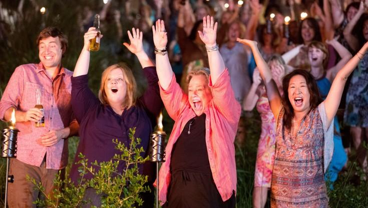 Kathy Bates Adds Flash to 'Tammy'