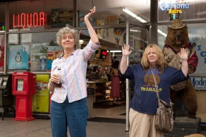 (l-r) SUSAN SARANDON and MELISSA MCCARTHY star in TAMMY. ©Warner Bros. Entertainment. CR: Saeed Adyani.