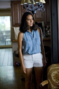 Jen (OLIVIA MUNN) in Screen Gems' DELIVER US FROM EVIL. ©Screen Gems, Inc. CR: Andrew Schwartz.