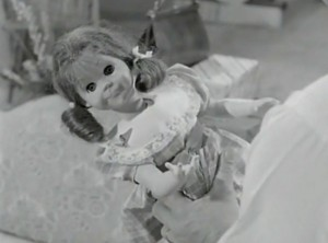 "The ""Living Doll"" episode is featured in the DVD of ""The Twilight Zone: Essential Episodes."" ©Image Entertainemnt."