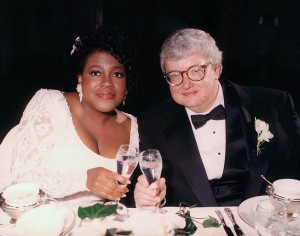 Chaz Ebert and Roger Ebert in LIFE ITSELF. ©Magnolia Pictures.