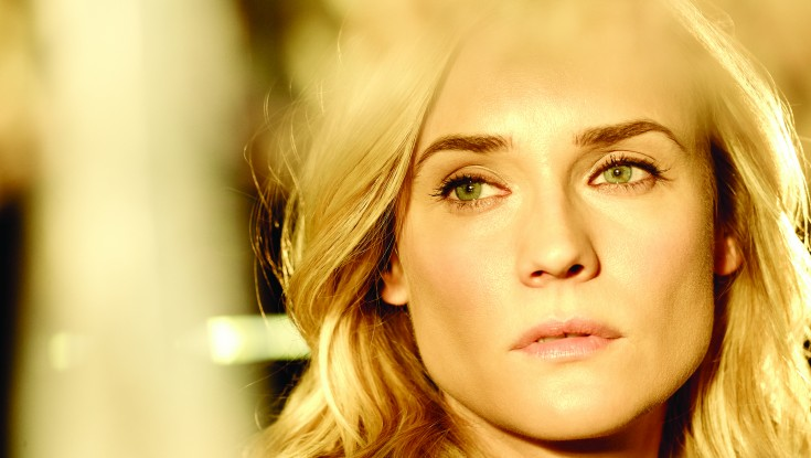 Diane Kruger Returns to 'The Bridge'