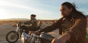 Jasom Momoa (right) writes, directs and stars in ROAD TO PALOMA. ©RoadToPaloma.