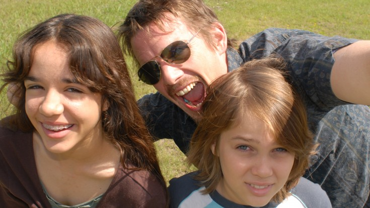 Ethan Hawke Looks Back on 12 Years of 'Boyhood'