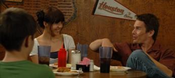 Ethan Hawke Looks Back on 12 Years of 'Boyhood' – 2 Photos