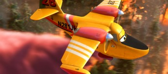 Julie Bowen Soars with 'Planes: Fire & Rescue' – 4 Photos