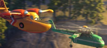 Julie Bowen Soars with 'Planes: Fire & Rescue'