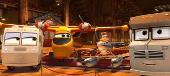 Dusty Rides Again in 'Planes: Fire & Rescue'