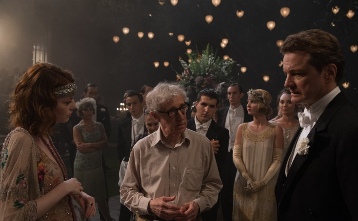 Woody Allen Talks on his Latest Diversion 'Magic in the Moonlight'