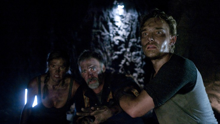 EXCLUSIVE: Joey Kern Goes 'Beneath' the Surface in Horror Flick – 3 Photos