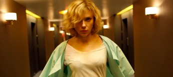 Johansson's Super 'Lucy' Makes Black Widow Look Tame