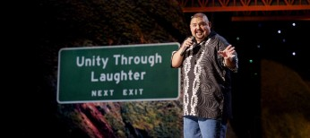 'Fluffy' Comedian Gabriel Iglesias Bares Soul on Big Screen – 4 Photos