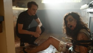 (l-r) Dane DeHaan and Aubrey Plaza in LIFE AFTER BETH. ©A24 Films. CR: Greg Smith.