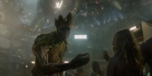 "Groot (Voiced by Vin Diesel) in ""Marvel's Guardians Of The Galaxy."" ©Marvel."