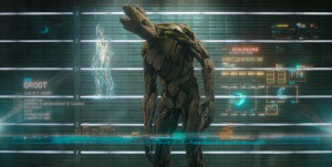 "Vin Deisel voices Groot in ""Marvel's Guardians Of The Galaxy."" ©Marvel. arvel 2014"
