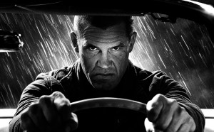 JOSH BROLIN stars in SIN CITY: A DAME TO KILL FOR. ©Weinstein Company.