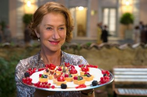 HELEN MIRREN stars as Madam Mallory in THE HUNDRED-FOOT JOURNEY. ©Dreamworks. CR Francois Duhamel.
