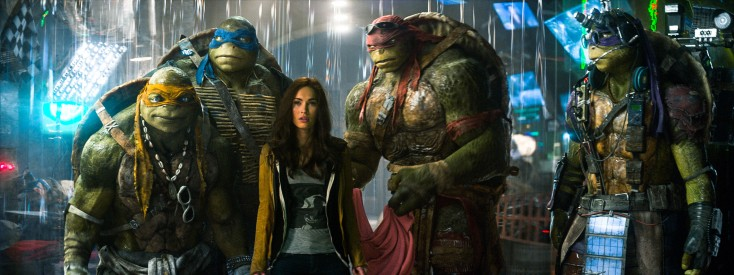 Megan Fox Transforms into Star in 'Ninja Turtles'