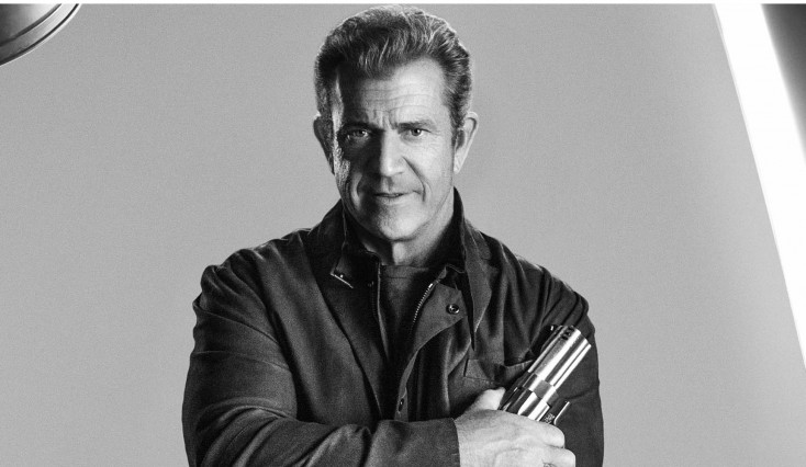 Mel Gibson Joins Third 'Expendables' as Villain – 2 Photos