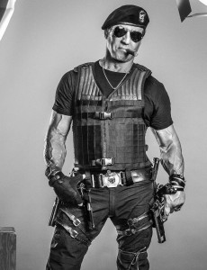 Sylvester Stallone in THE EXPENDABLES 3. ©Lionsgate.