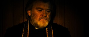 "Brendan Gleeson as ""Father James"" in CALVARY. ©20th Cnetury Fox."