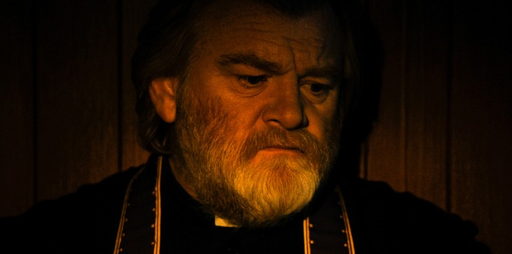 Soul Man: Brendan Gleeson Plays a Priest in 'Calvary' – 4 Photos