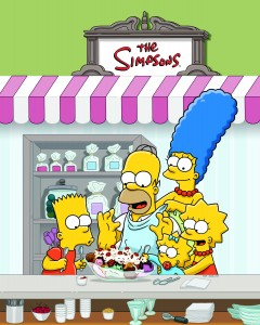 THE SIMPSONS marathon on FXX. ©TCFFC ALL RIGHTS RESERVED.