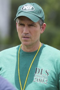 Jim Caviezel stars in TriStar Pictures' WHEN THE GAME STANDS TALL. ©CTMG. CR: Tracy Bennett.