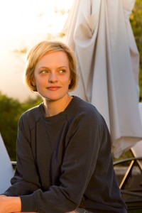 ELISABETH MOSS of THE ONE I LOVE. ©Radius/TWC.