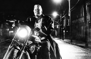 MICKEY ROURKE in SIN CITY: A DAME TO KILL FOR. ©Dimension Films.