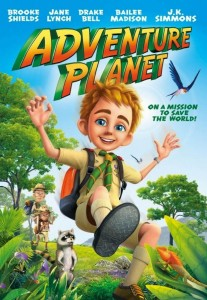 """Adventure Planet."" (DVD Art). ©Arc-Entertainment."
