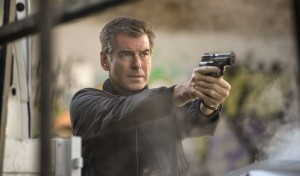 Pierce Brosnan stars in Relativity Media's November Man.  © 2014 No Spies, LLC. CR: Aleksandar Letic