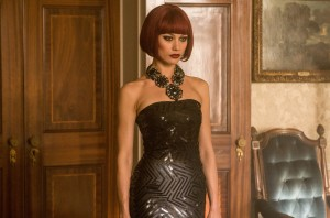Olga Kurylenko stars in Relativity Media's November Man.  © 2014 No Spies, LLC. CR: Aleksandar Letic
