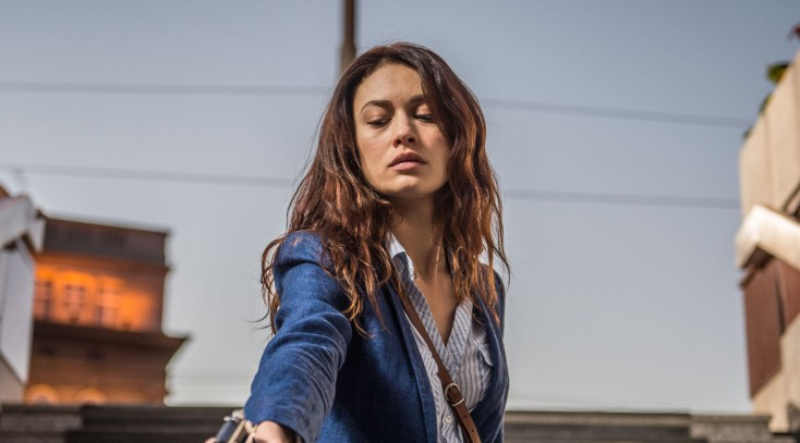 Former Bond Girl Olga Kurylenko Returns to Spy Genre in 'November Man' – 4 Photos