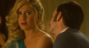 Jennifer Aniston and Will Forte in LIFE OF CRIME. ©Roadside Attractions. CR Barry Wetcher.