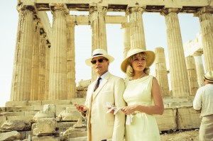 Viggo Mortensen and Kirsten Dunst in THE TWO FACES OF JANUARY. ©Magnolia PIctures. CR: Jack English.