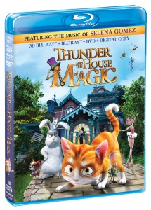 THUNDER AND THE HOUSE OF MAGIC. (Blu-ray Key art). ©Shout!