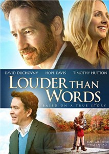 LOUDER THAN WORDS (DVD Art). ©Arc Entertainment.
