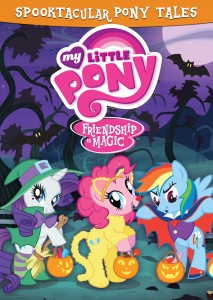 MY LITTLE PONY: FRIENDSHIP IS MAGIC (DVD Art). ©Shout! Kids.