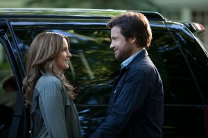 (l-r) TINA FEY and JASON BATEMAN star in THIS IS WHERE I LEAVE YOU. ©Warner Bros. Entertainment. CR: Jessica Miglio.